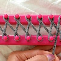 Приспособления для вязания