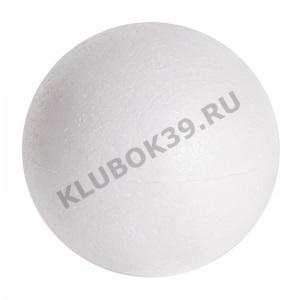 13034 шар из пенопласта d.5см