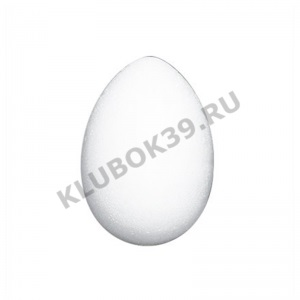 13030 Яйцо из пенопласта 11 см.