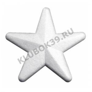 15167 Звезда из пенопласта 14*14 см.