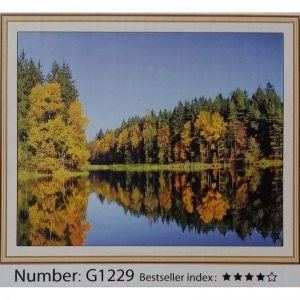 Алмазная живопись G1229